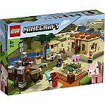 Lego® Minecraft 21160 Illager-Überfall