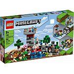 Lego® Minecraft 21161 Die Crafting-Box 3.0