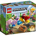 Lego® Minecraft 21164 Korallenriff