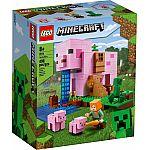Lego® Minecraft 21170 Schweinehaus