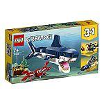 Lego® 31088 Bewohner der Tiefsee