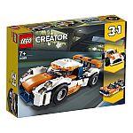Lego® 31089 Rennwagen