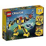 Lego® 31090 Unterwasser-Roboter