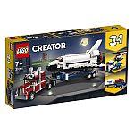 Lego® 31091 Transporter für Space-Shuttle