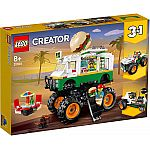 Lego® Creator 31104 Burger Monster Truck