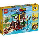 Lego® Creator 31118 Surfer-Strandhaus