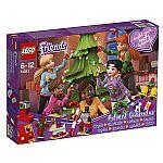 Lego® Friends Friends 41353 Adventskalender mit Weihnachtsschmuck