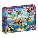 Lego® 41376 Schildkröten-Rettungsstation