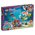 Lego® 41378 Rettungs-U-Boot für Delfine