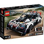 Lego® Technic 42109 Top-Gear Ralleyauto mit App-Steuerung