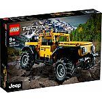 Lego® Technic 42122 Jeep Wrangler