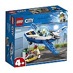 Lego® City 60206 Polizei-Flugzeugpatrouille