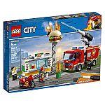 Lego® 60214 Feuerwehreinsatz im Burger-Restaurant