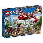 Lego® 60217 Löschflugzeug der Feuerwehr