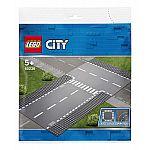 Lego® 60236 Gerade & T-Kreuzung