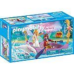PLAYMOBIL® 70000 Fairies Romantisches Feenboot