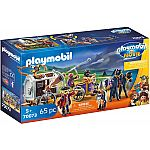 PLAYMOBIL® Movie 70073 Charlie mit Gefängniswagen