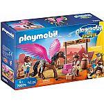 PLAYMOBIL® Movie 70074 Marla, Del und Pferd mit Flügeln