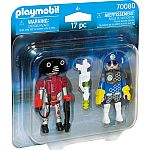 PLAYMOBIL® 70080 Spacepolizist & Ganove