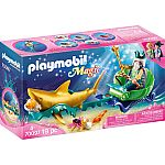PLAYMOBIL® 70097 Meereskönig mit Haikutsche
