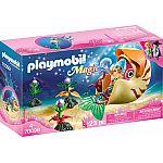 PLAYMOBIL® 70098 Meerjungfrauen mit Schneckengondel