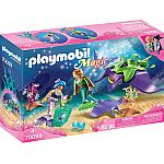 PLAYMOBIL® 70099 Perlensammler mit Rochen