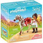 PLAYMOBIL® 70123 Solana beim Voltigieren