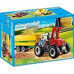 PLAYMOBIL® 70131 Riesentraktor mit Anhänger