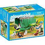PLAYMOBIL® 70138 Mobiles Hühnerhaus