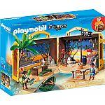 PLAYMOBIL® Piraten 70150 Mitnehm-Pirateninsel