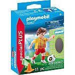 PLAYMOBIL® Special Plus 70157 Fussballspieler