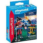 PLAYMOBIL® Special Plus 70158 Asiakämpfer