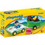PLAYMOBIL® 70181 Pkw mit Pferdeanhänger