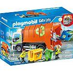 PLAYMOBIL® 70200 Müllfahrzeug mit Blinklicht