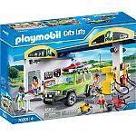 PLAYMOBIL® 70201 Große Tankstelle