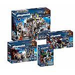 PLAYMOBIL® Novelmore 4er-Set: 70220 70224 70225 70229
