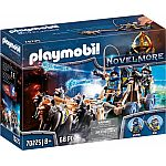 PLAYMOBIL® 70225 Novelmore Wolfgsgespann und Wasserkanone