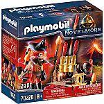 PLAYMOBIL® 70228 Burnham Raiders Feuerwerkskanonen und Feuerwerksmeister