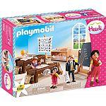 PLAYMOBIL® Heidi 70256 Schulunterricht im Dörfli