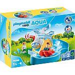 PLAYMOBIL® Aqua 70268 Wasserrad mit Karussell