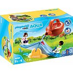 PLAYMOBIL® Aqua 70269 Wasserwippe mit Gießkanne