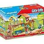 PLAYMOBIL® KiTa 70281 Abenteuer-Spielplatz