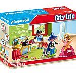 PLAYMOBIL® KiTa 70283 Kinder mit Verkleidungskiste