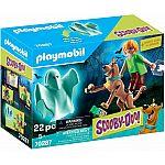 PLAYMOBIL® Scooby-Doo! 70287 Scooby & Shaggy mit Geist