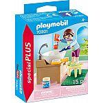 PLAYMOBIL® Special Plus 70301 Mädchen beim Zähneputzen