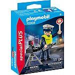 PLAYMOBIL® Special Plus 70304 Polizist mit Radarfalle