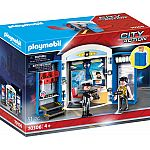 PLAYMOBIL® 70306 Spielbox Polizeistation