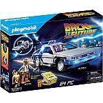 PLAYMOBIL® Back to the future 70317 DeLorean