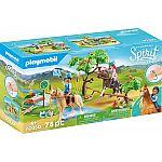 PLAYMOBIL® Spirit 70330 Herausforderung am Fluss