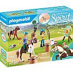 PLAYMOBIL® Spirit 70331 Abenteuer im Freien